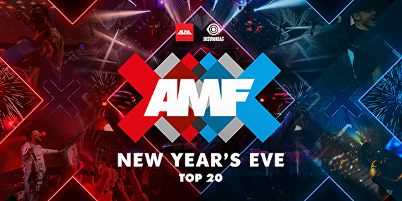 afbeelding AMF New Year's Eve Top 20 Show
