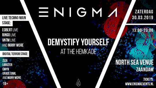 flyer Enigma