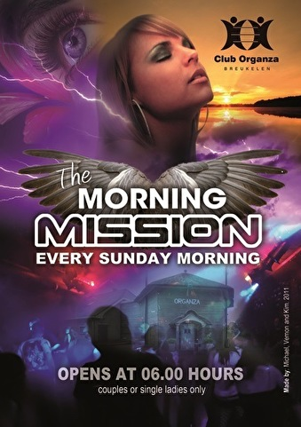 flyer Morning Mission