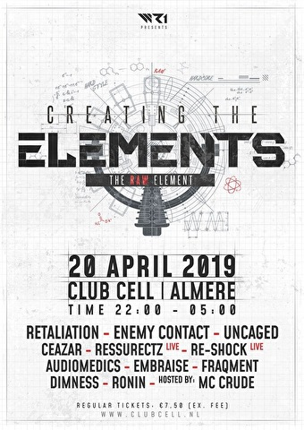 flyer Creating the Elements