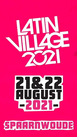 flyer LatinVillage Festival
