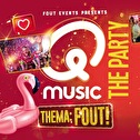 flyer Qmusic The Party FOUT