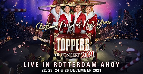 flyer Toppers in Concert