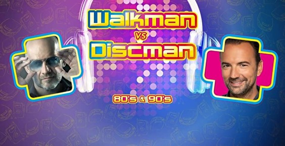 flyer Walkman vs Discman