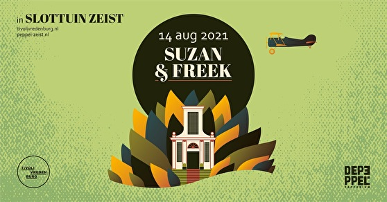 flyer Suzan & Freek