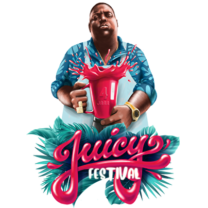 flyer Juicy Festival