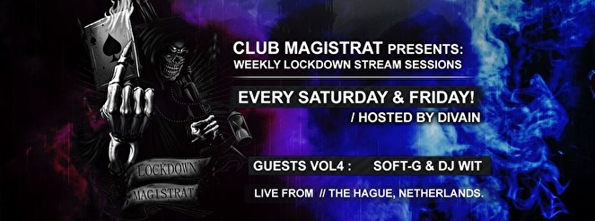 flyer Lockdown Clubsessions
